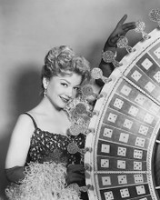 This is an image of 179466 Anne Baxter Photograph & Poster