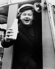 This is an image of 179674 Benny Hill Photograph & Poster