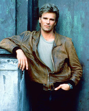 This is an image of 266673 Richard Dean Anderson Photograph & Poster