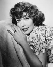 This is an image of 179977 Loretta Young Photograph & Poster