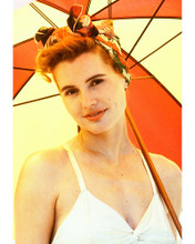 This is an image of 267304 Geena Davis Photograph & Poster