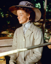 This is an image of 267375 Katharine Hepburn Photograph & Poster