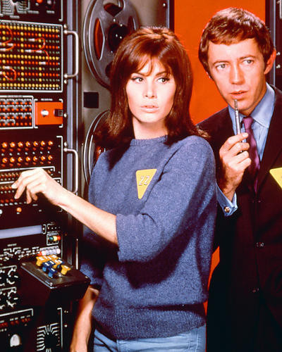 This is an image of 267474 Stefanie Powers Photograph & Poster