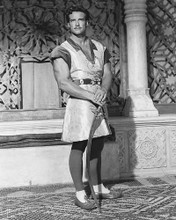 This is an image of 180120 Steve Reeves Photograph & Poster