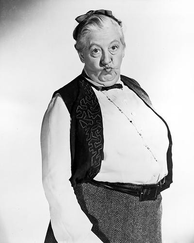 This is an image of 180162 Margaret Rutherford Photograph & Poster