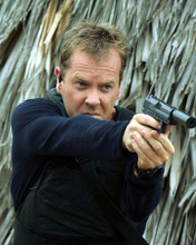 This is an image of 268017 Kiefer Sutherland Photograph & Poster