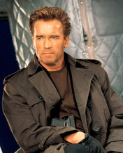 This is an image of 269850 Arnold Schwarzenegger Photograph & Poster