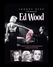 This is an image of 269618 Ed Wood Photograph & Poster