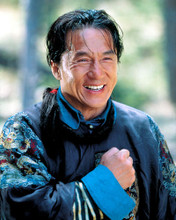 This is an image of 269576 Jackie Chan Photograph & Poster