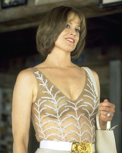 This is an image of 269939 Sigourney Weaver Photograph & Poster