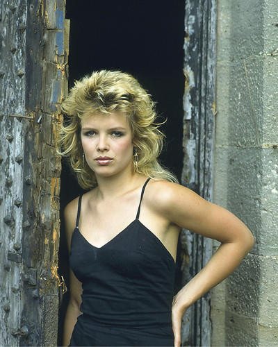 This is an image of 269943 Kim Wilde Photograph & Poster