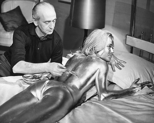 This is an image of 178926 Shirley Eaton Photograph & Poster