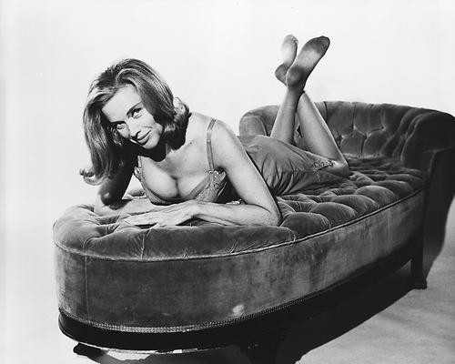 This is an image of 179058 Honor Blackman Photograph & Poster