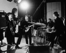 This is an image of 186076 A Hard Day's Night Photograph & Poster