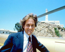This is an image of 266908 Michael Douglas Photograph & Poster