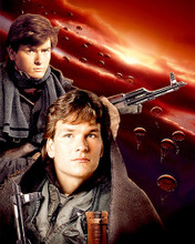 This is an image of 284098 Red Dawn Photograph & Poster