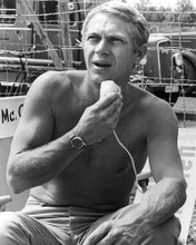 This is an image of 194374 Steve McQueen Photograph & Poster