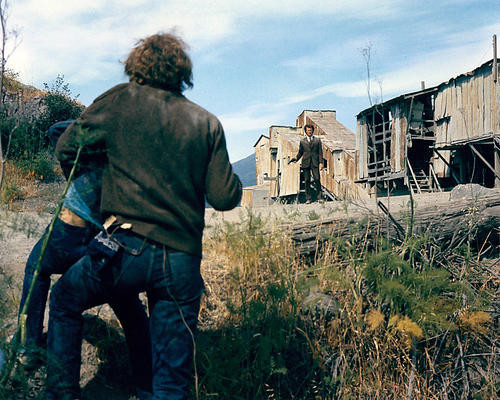 This is an image of 283856 Dirty Harry Photograph & Poster