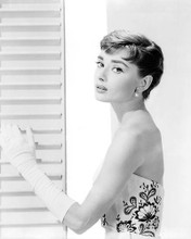 This is an image of 194426 Audrey Hepburn Photograph & Poster