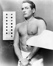 This is an image of 194441 Paul Newman Photograph & Poster