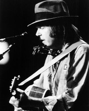 This is an image of 194369 Neil Young Photograph & Poster