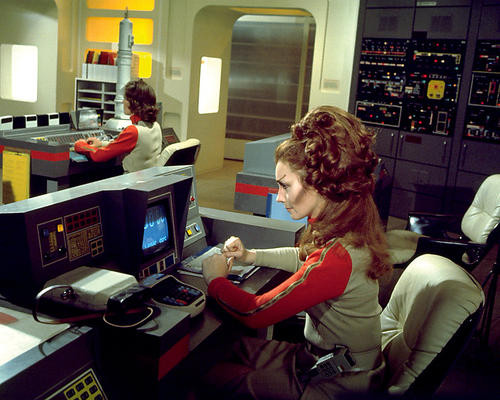 This is an image of 284141 Space 1999 Photograph & Poster