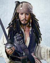 This is an image of 276178 Johnny Depp Photograph & Poster