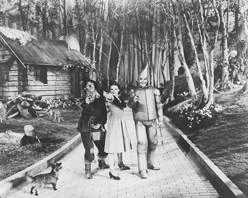 This is an image of 176609 The Wizard of Oz Photograph & Poster