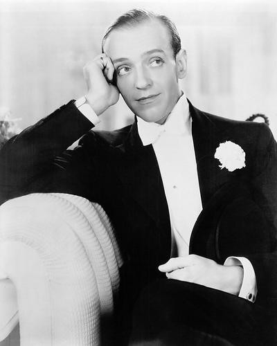 This is an image of 193745 Fred Astaire Photograph & Poster