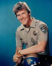 This is an image of 283814 Larry Wilcox Photograph & Poster
