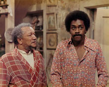 This is an image of 283818 Sanford and Son Photograph & Poster