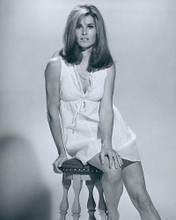 This is an image of 190136 Stefanie Powers Photograph & Poster