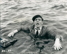 This is an image of 190146 Norman Wisdom Photograph & Poster