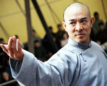 This is an image of 273906 Jet Li Photograph & Poster