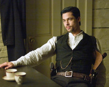 This is an image of 276657 Brad Pitt Photograph & Poster