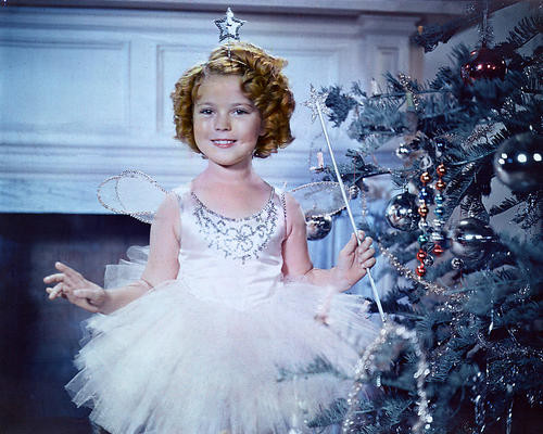 This is an image of 276063 Shirley Temple Photograph & Poster
