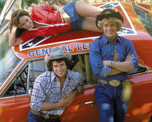 This is an image of 268071 Dukes of Hazzard Photograph & Poster