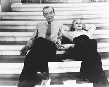 This is an image of 172436 Fred Astaire & Ginger Rogers Photograph & Poster