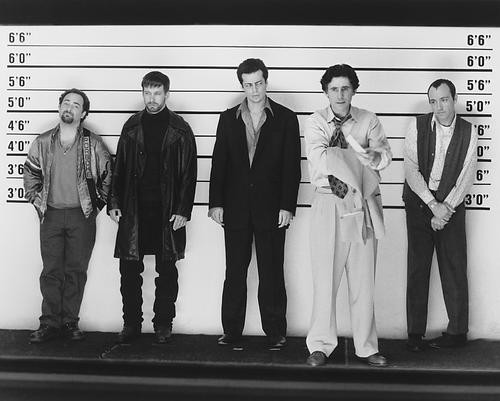 This is an image of 177621 The Usual Suspects Photograph & Poster