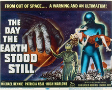 This is an image of 244021 The Day the Earth Stood Still Photograph & Poster
