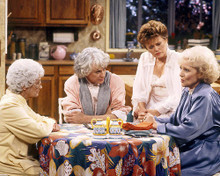 This is an image of 269098 The Golden Girls Photograph & Poster