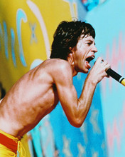 This is an image of 236772 Mick Jagger Photograph & Poster