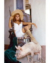 This is an image of 255816 Raquel Welch Photograph & Poster