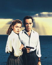 This is an image of 255857 Humphrey Bogart & Bacall Photograph & Poster
