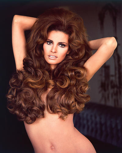 This is an image of 255481 Raquel Welch Photograph & Poster