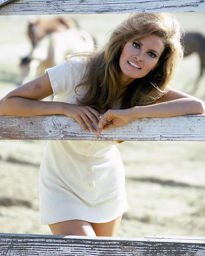 This is an image of 252623 Raquel Welch Photograph & Poster