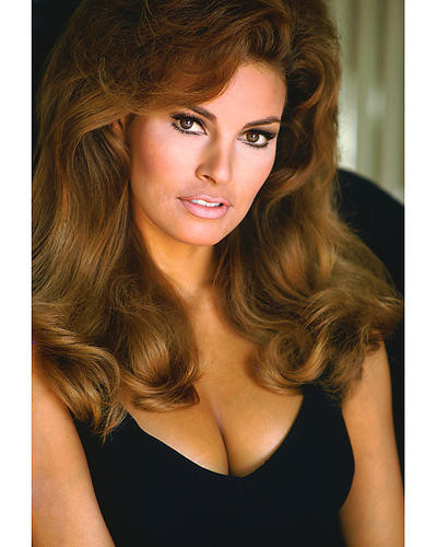 This is an image of 256592 Raquel Welch Photograph & Poster