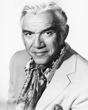 This is an image of 179617 Lorne Greene Photograph & Poster