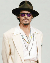 This is an image of 269055 Johnny Depp Photograph & Poster