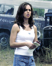 This is an image of 276631 Eliza Dushku Photograph & Poster